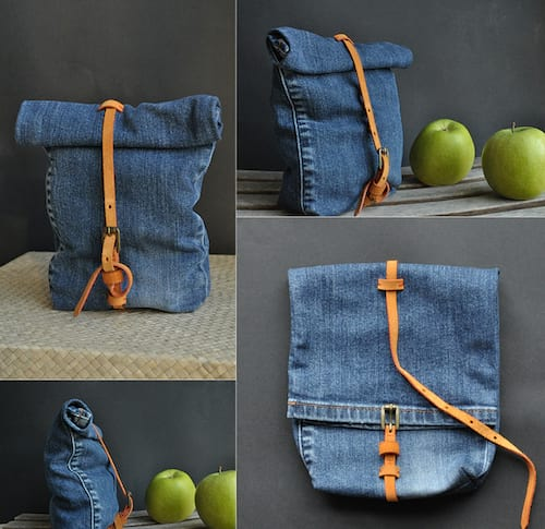 Fashion Jeans Bag