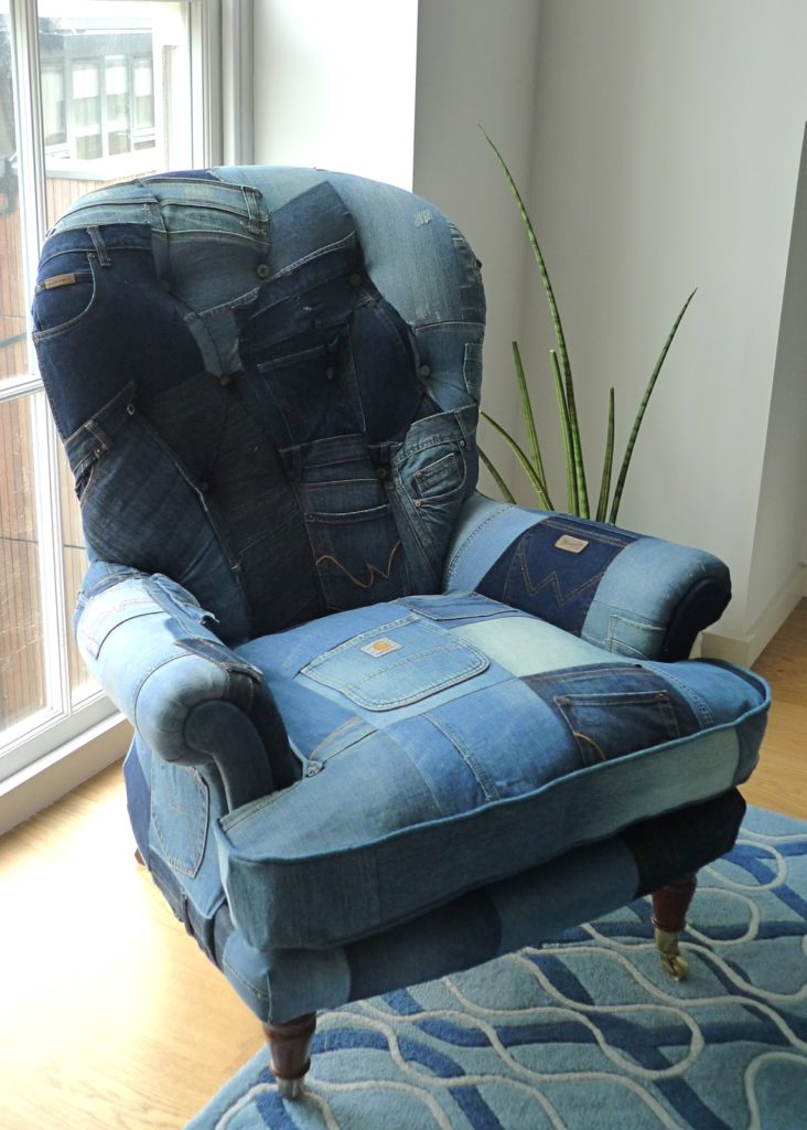 denim furniture