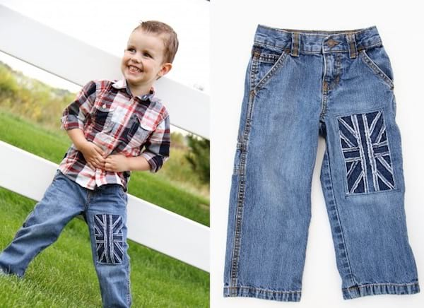 Patches for Boys Jeans