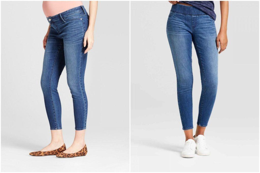 Post Pregnancy Jeans